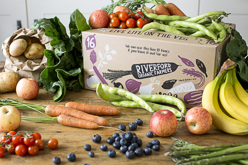 riverford organic box
